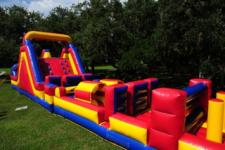 Mega Obstacle Course
